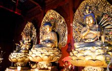 """1250年の歴史を誇る輪王寺""""最大の謎""""に新たな手掛かり!? 三仏堂本尊の胎内で、600年以上前の銘文発見"""