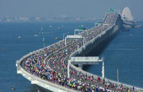 2016年10月号/『ちばアクアラインマラソン2016』で感じる、千葉・房総の秋