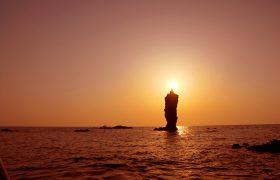 2017年6月号/夕日がローソクに灯る町『隠岐の島』