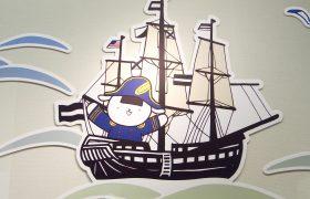 夏休みに親子で学べる幕末維新特集展『黒船がやってきた!』が、高知城歴史博物館でスタート